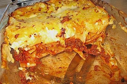 Bandnudel-Lasagne 3