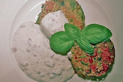 Hirsepfanne mit Joghurtsoße 28