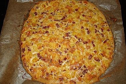 Schüttel-Pizza 4