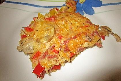 Schüttel-Pizza 1