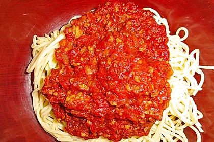 Spaghetti Bolognese 0