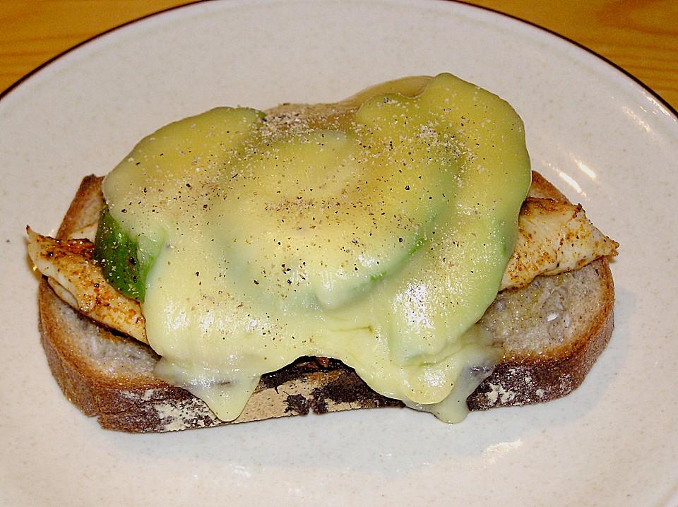 Avocado - Toast (Rezept mit Bild) von Sonja | Chefkoch.de