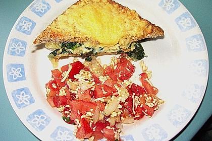 Sandwich-Auflauf 3