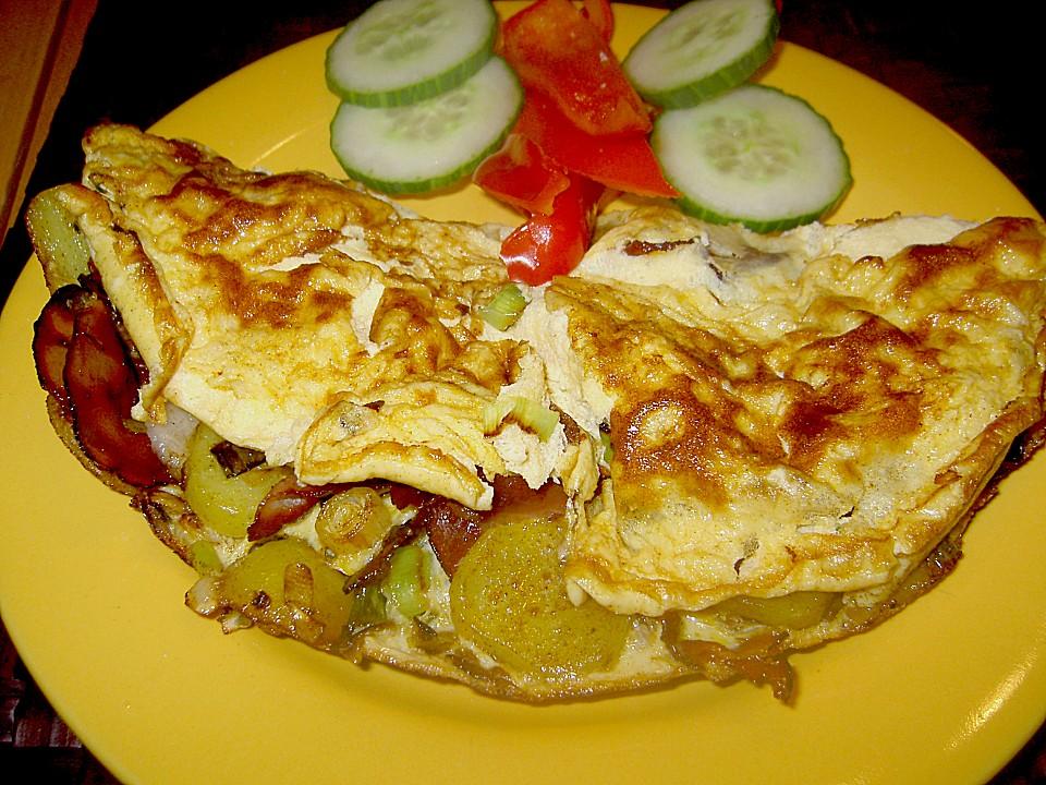 Bauernfrühstück ddr rezept