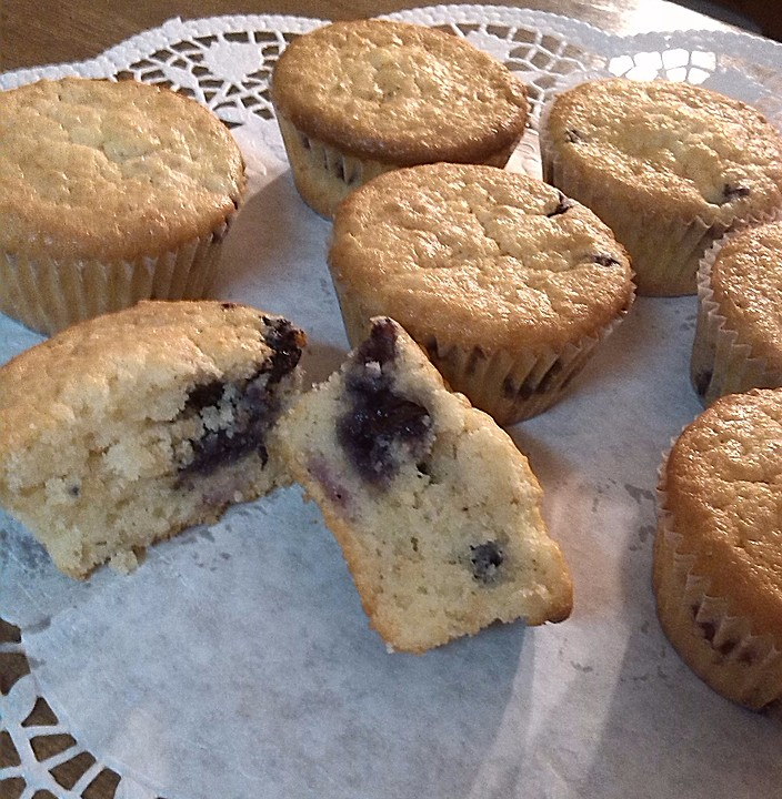 heidelbeer muffins rezepte suchen. Black Bedroom Furniture Sets. Home Design Ideas