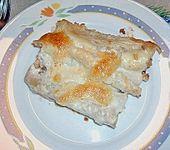 Cannelloni mit Hackfleischfüllung (Bild)