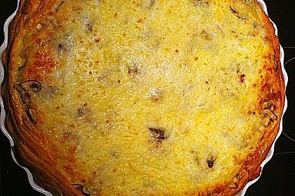 Champignon-Käse-Torte 0
