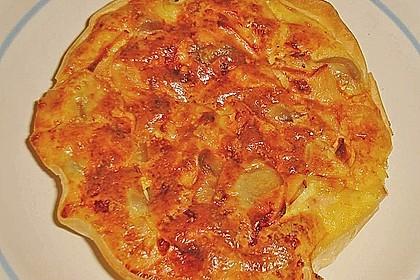 Champignon-Käse-Torte 3