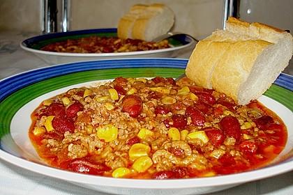 Chili con carne mexikanisch 3