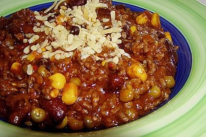 Chili con carne mexikanisch 4