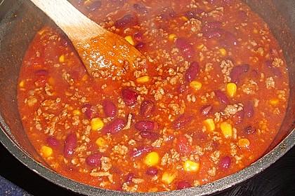 Chili con carne mexikanisch 6