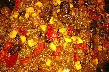 Chili con carne mexikanisch 9