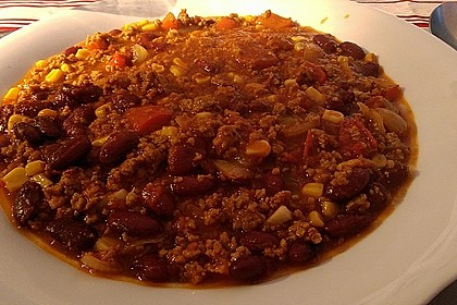 Chili con carne mexikanisch 2