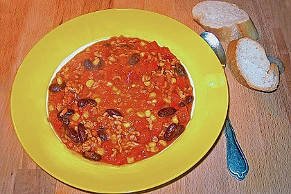 Chili con carne mexikanisch 8