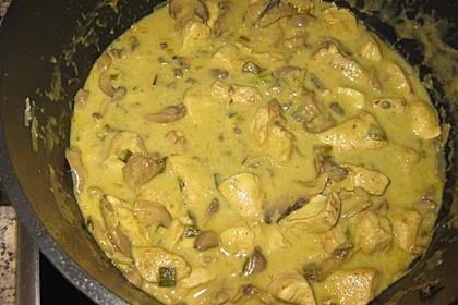 Curry-Hähnchen 1