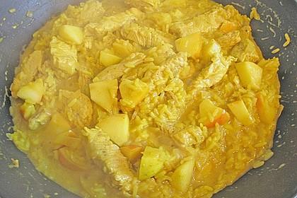 Curry-Hähnchen 11