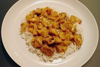 Curry-Hähnchen 4