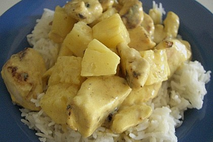 Curry-Hähnchen 6