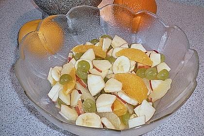 Gemischter Obstsalat 2