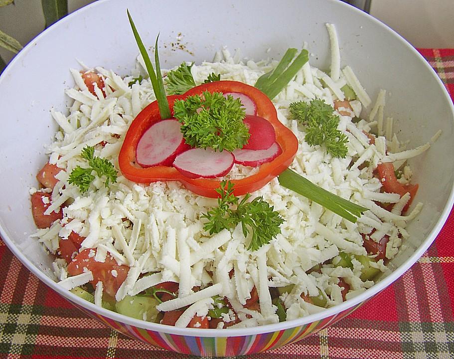 Schopska Salat von sandor   Chefkoch.de