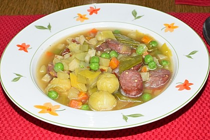 Gemüsesuppe 5