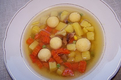 Gemüsesuppe 12