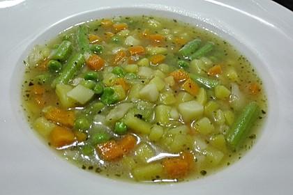 Gemüsesuppe 4
