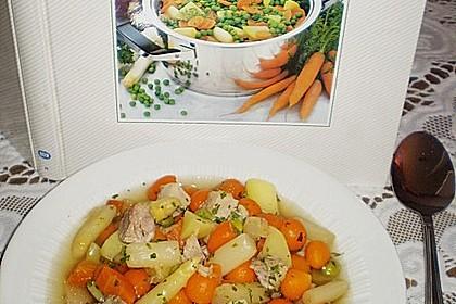 Gemüsesuppe 17