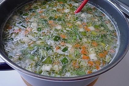 Gemüsesuppe 23