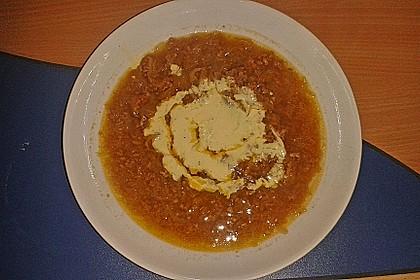 Hackfleisch-Sauerkraut Eintopf mit Knoblauch 5