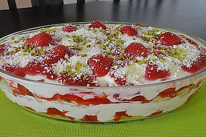 Erdbeer-Tiramisu 1