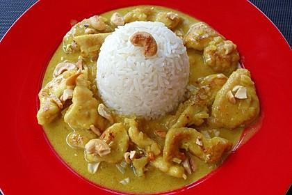 Indisches Huhn
