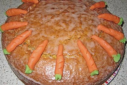 Karottenkuchen 50