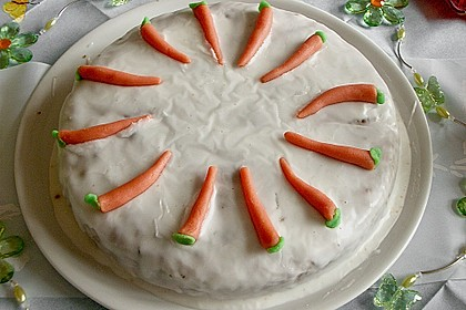 Karottenkuchen 40