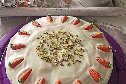 Karottenkuchen 6