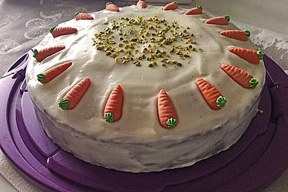 Karottenkuchen 4