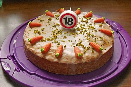 Karottenkuchen 10