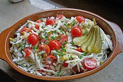 Kohlrabi-Salat 0