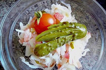 Kohlrabi-Salat 5
