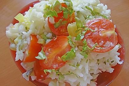 Kohlrabi-Salat 2