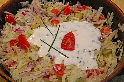 Kohlrabi-Salat 4