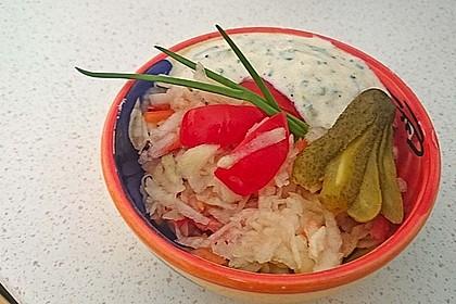Kohlrabi-Salat 6