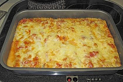 Cannelloni mit Gemüse - Hackfleisch - Füllung 2