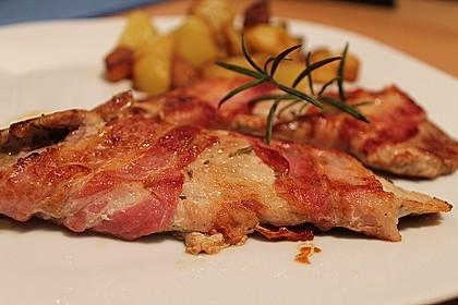 Parma-Schnitzel