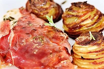 Parma-Schnitzel 2