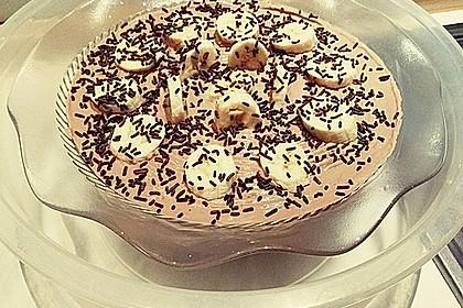 Bananen-Schokoladen-Quark 1