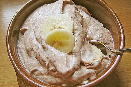 Bananen-Schokoladen-Quark 2