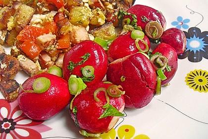 Radieschensalat 1