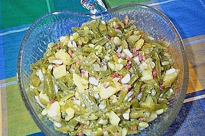 Omas Bohnensalat 13