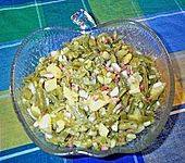 Omas Bohnensalat (Bild)